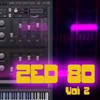 Synth Magic Zed80 Vol 2