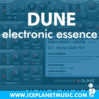 Ice Planet Music Dune Electronic Essence