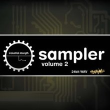 Industrial Strength Records Label Sampler Vol 2