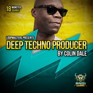 Monster Sounds Deep Techno Producer by Colin Dale