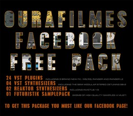 Ourafilmes Facebook Pack