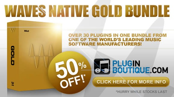 Wave Native Gold Bundle