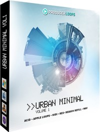 Producer Loops Urban Minimal Vol 1