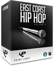 Prime Loops East Coast Hip Hop Vol 1