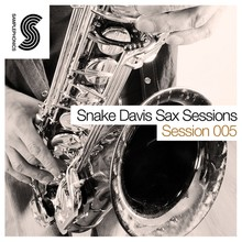 Samplephonics Snake Davis Sax Sessions