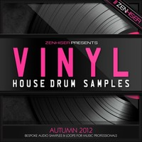 Zenhiser Vinyl House Drum Samples