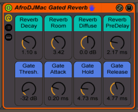 AfroDJMac Gated Reverb