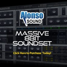 Alonso Massive 8bit Soundset