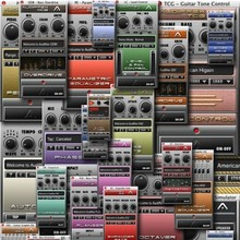 Audiffex Effect Pedals