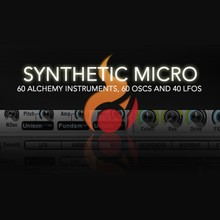 DNR Collaborative Synthetic Micro