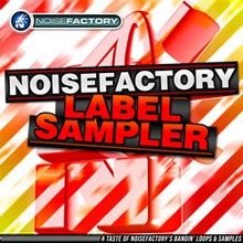 Loopmasters Noisefactory Label Sampler