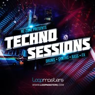 Loopmasters Re-Zone Techno Sessions
