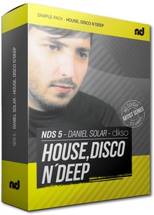 No Dough Daniel Solar House, Disco 'n Deep