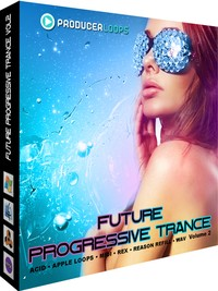 Producer Loops Future Progressive Trance Vol 2