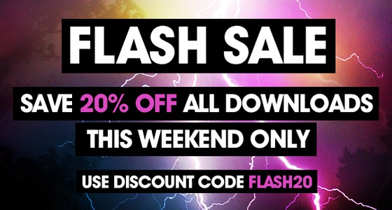 Sample Magic Flash Sale
