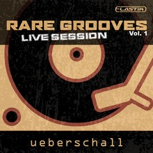 Ueberschall Rare Grooves Vol 1 Live Session