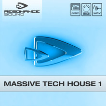 Resonance Sound Massive Tech House 1