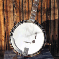 Bolder Sounds Bluegrass Banjo