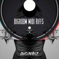 Diginoiz BigRoom MIDI Riffs