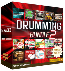 Future Loops Drumming Bundle 2