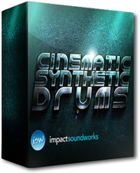 Impact Soundworks Cinematic Synthetic Drums