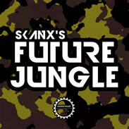 Industrial Strength Skanx's Future Jungle