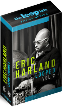 The Loop Loft Eric Harland Looped Vol 2