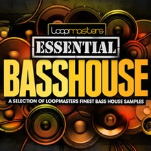 Loopmasters Essential Bass House