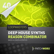Patchworx Deep House Synths