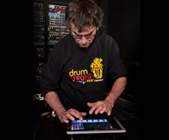 The Grateful Dead's Mickey Hart