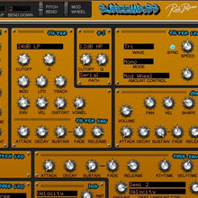Rob Papen SubBoomBass-RE