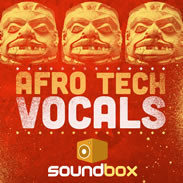 Soundbox Afro Tech Vocals