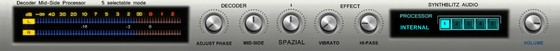 Synthblitz Audio Spazial