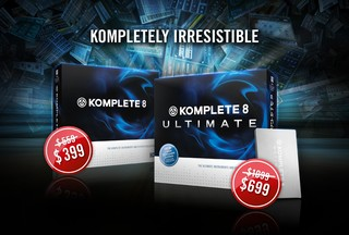 Native Instruments Kompletely Irresistible