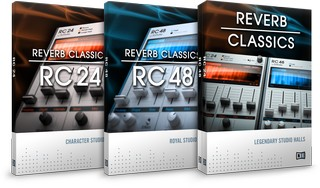 Native Instruments Reverb Classics