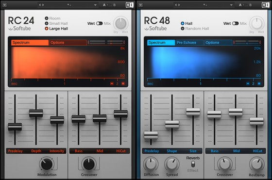 Native Instruments RC 24 / RC 48