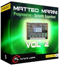 Future Loops Matteo Marini Progressive Sylenth Soundset Vol 2