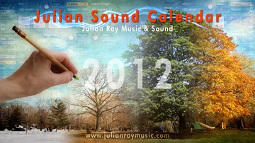 Julian Ray Sound Calendar