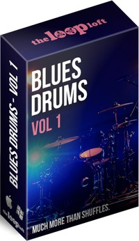 The Loop Loft Blues Drums Vol 1