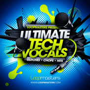 Loopmasters Ultimate Tech Vocals