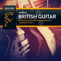 Organic Loops Vintage British Guitars