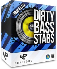 Prime Loops Dirty Bass Stabs D&B