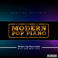 Roqstar Modern Pop Piano Vol 1