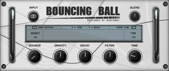Boscomac Bouncing Ball