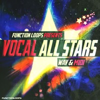 Function Loops Vocal All Stars