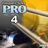 Hot Music Factory Gospel Clicks Pro 4