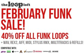 The Loop Loft February Funk Sale