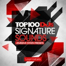 Loopmasters Top 100 DJs Signature Sounds