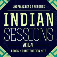 Loopmasters Indian Sessions Vol 4