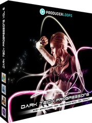 Producer Loops Dark Tech Progressions Vol 6